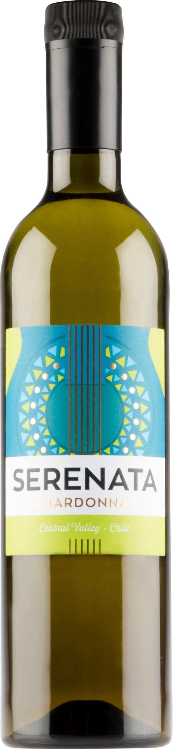 Serenata Chardonnay plastic bottle