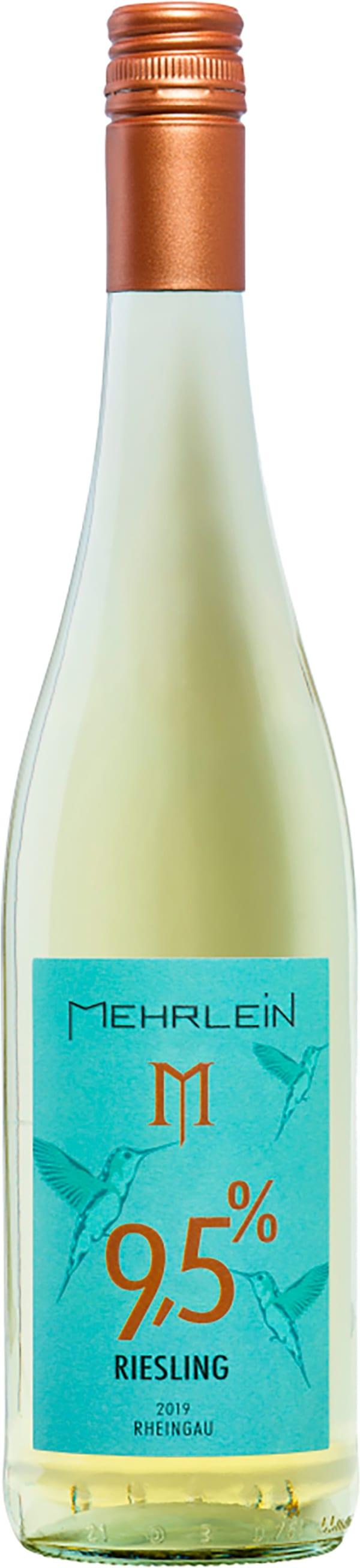 Mehrlein Riesling 9,5% 2017
