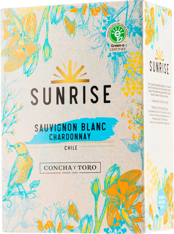 Sunrise Sauvignon Blanc Chardonnay 2019 lådvin
