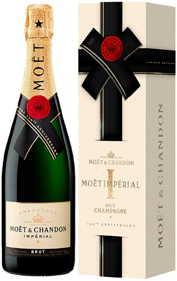 Moët & Chandon Impérial Champagne Brut gift packaging