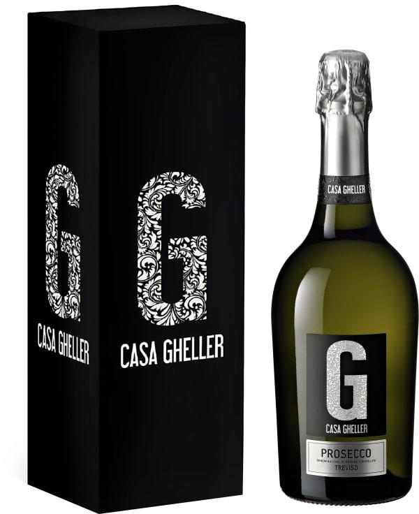 Casa Gheller Prosecco Brut gift packaging