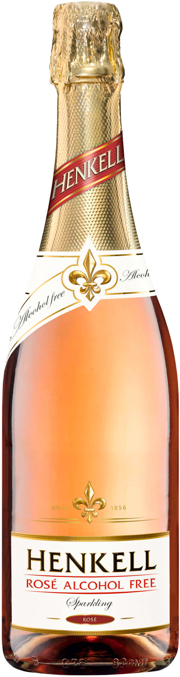 Henkell Sparkling Rosé Alkoholfrei