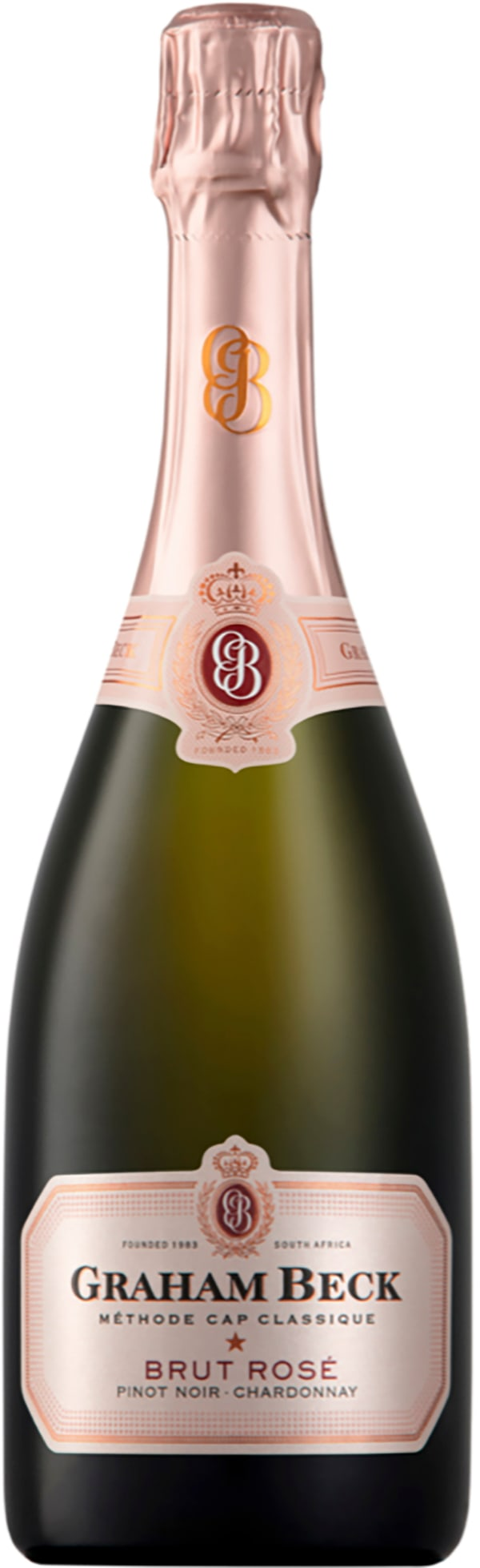 Graham Beck Méthode Cap Classique Rosé Brut