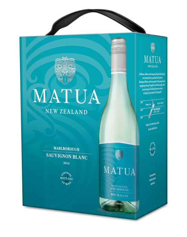 Matua Sauvignon Blanc 2019 bag-in-box