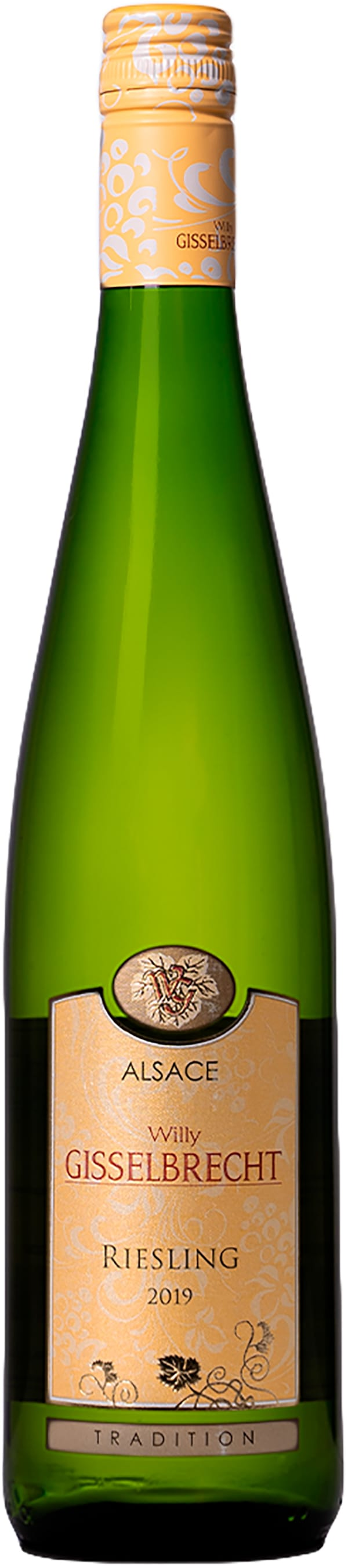 Gisselbrecht Riesling Tradition 2017