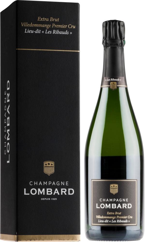 Lombard Villedommange 1er Cru Lieu-dit Les Ribauds Champagne Extra Brut