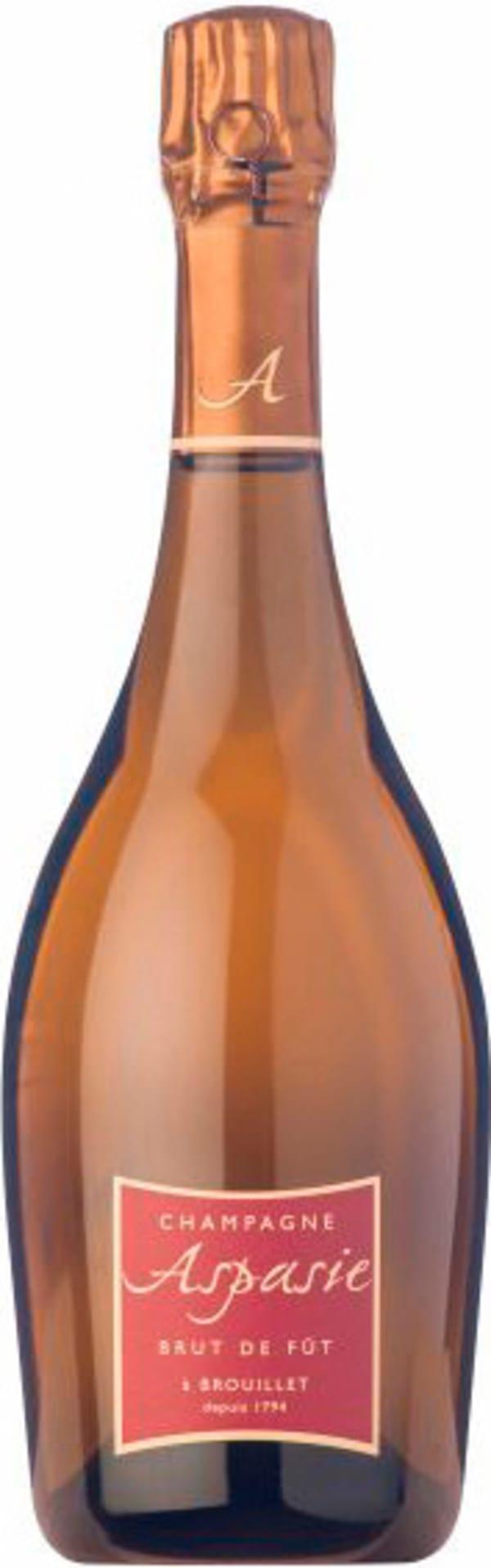 Aspasie Brut de Fût Champagne