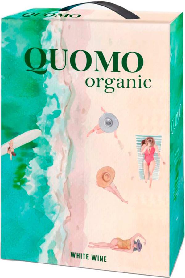 Quomo Organic 2018 lådvin