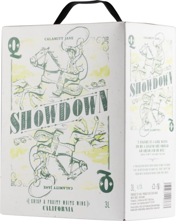 Showdown Calamity Jane 2018 lådvin