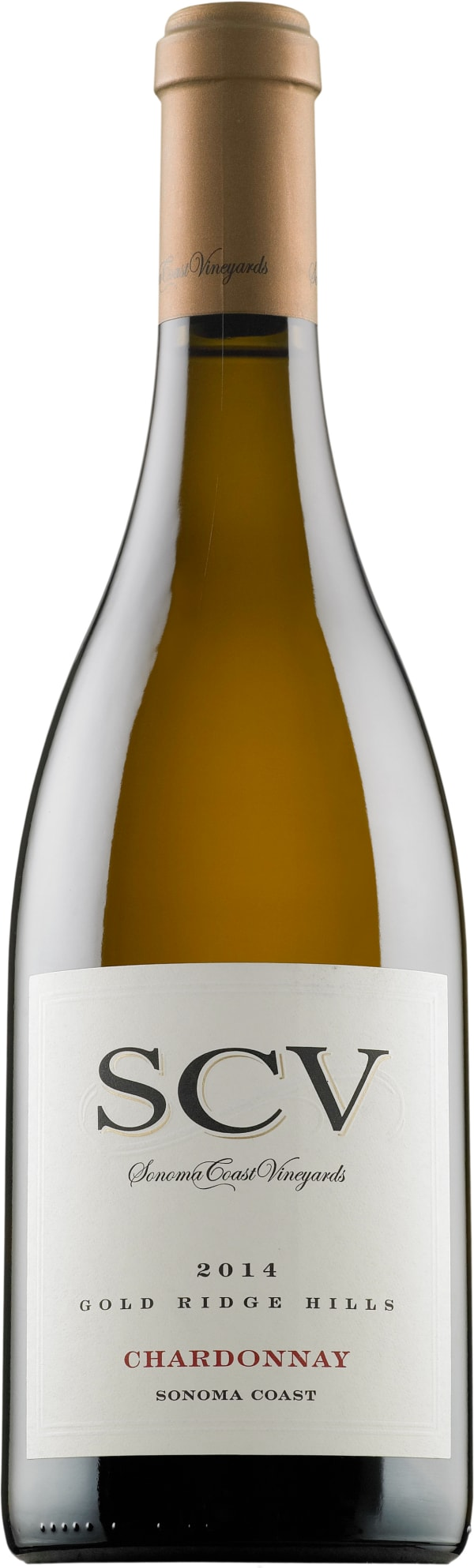 SCV Gold Ridge Hills Chardonnay 2014