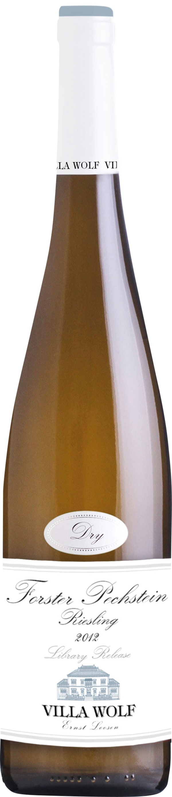 Villa Wolf Library Release Forster Pechstein Riesling Dry 2012