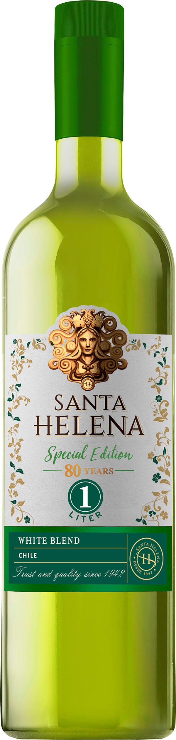 Santa Helena Varietal White Blend 2019 plastic bottle