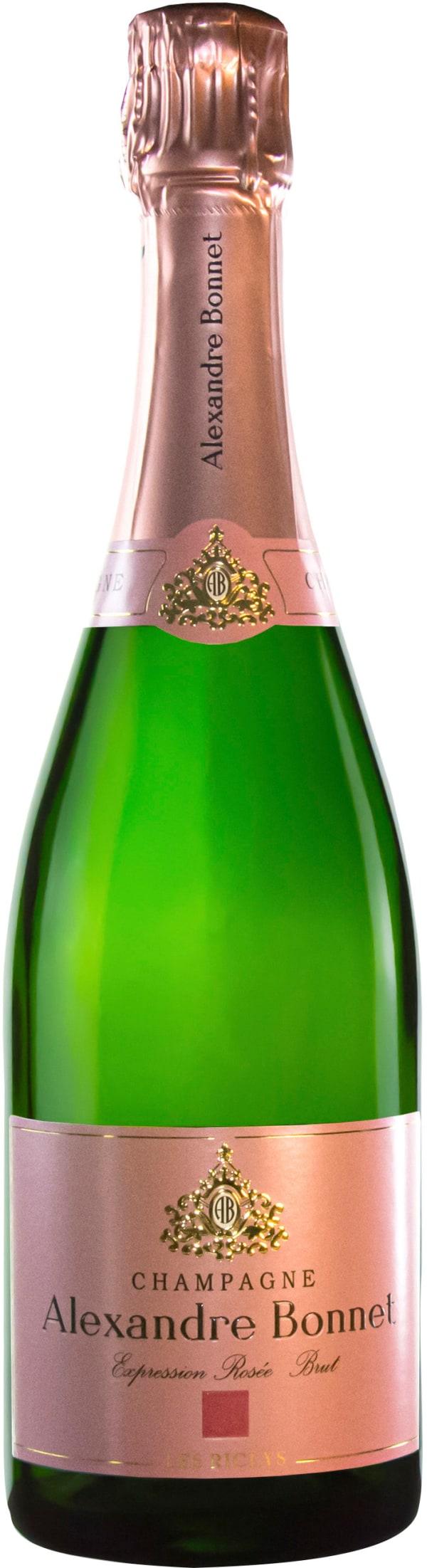 Alexandre Bonnet Expression Rosée Champagne Brut