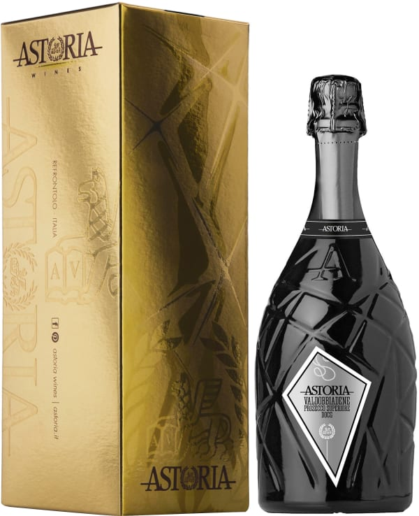 Astoria Prosecco Extra Dry 2017 gift packaging