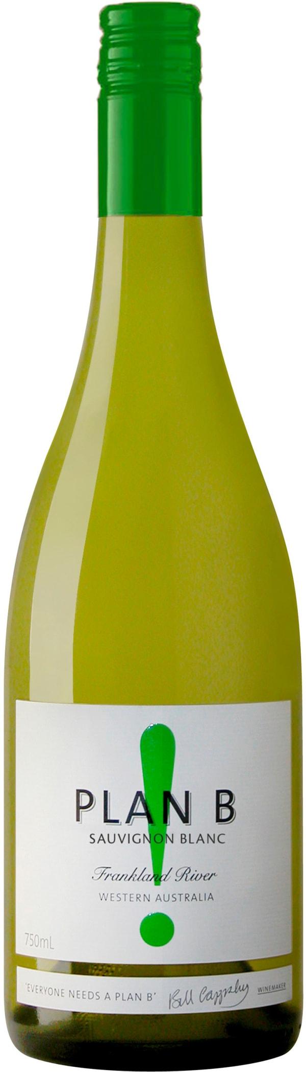 Plan B Sauvignon Blanc 2016
