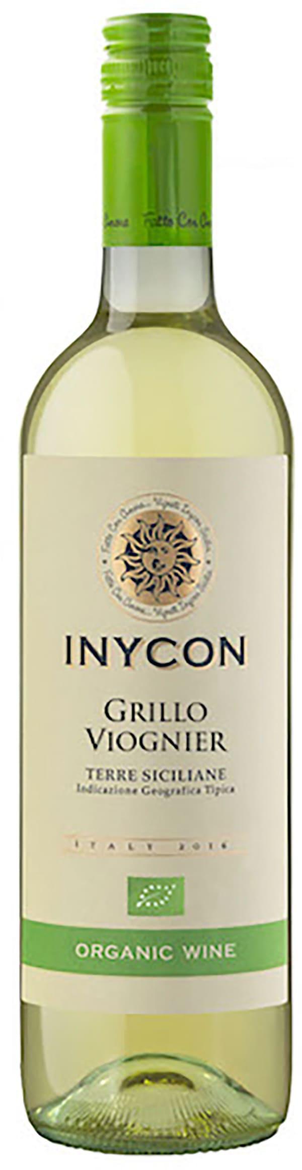 Inycon Grillo Viognier Organic 2016