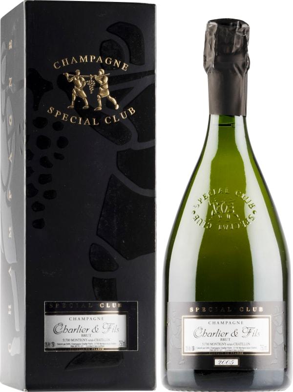 Charlier & Fils Spécial Club Champagne Brut 2005