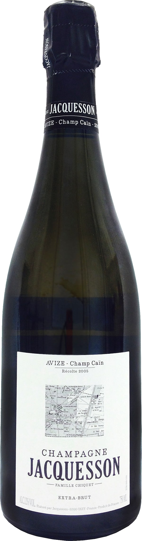 Jacquesson Avize Champ Cain Champagne Extra Brut  2005