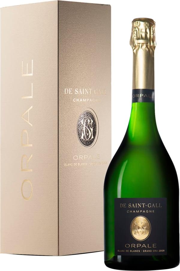 De Saint-Gall Orpale Blanc de Blancs Grand Cru Champagne Brut 2008