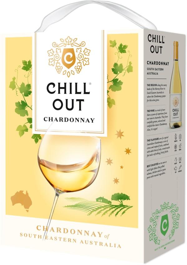 Chill Out Chardonnay Australia 2017 hanapakkaus
