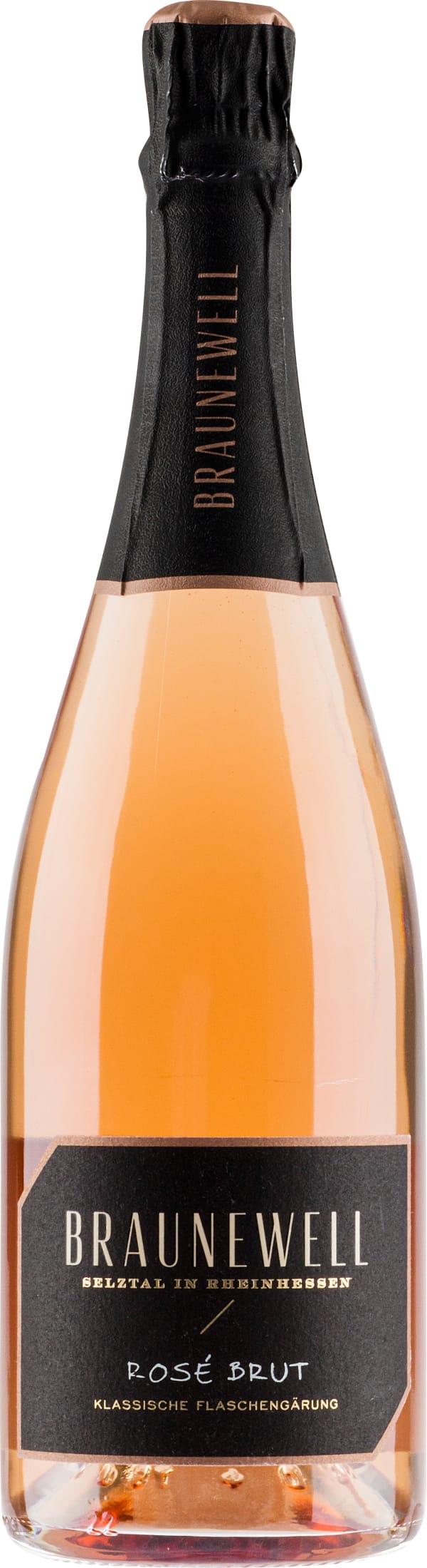 Braunewell Pinot Rose Brut 2016
