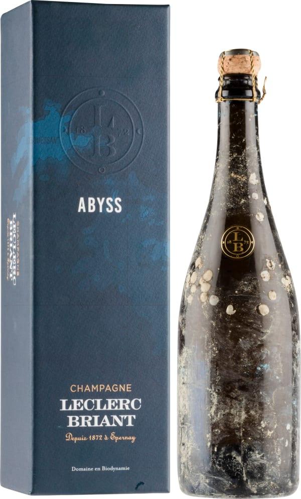 Leclerc Briant Abyss Millésime Champagne Brut Zero 2012
