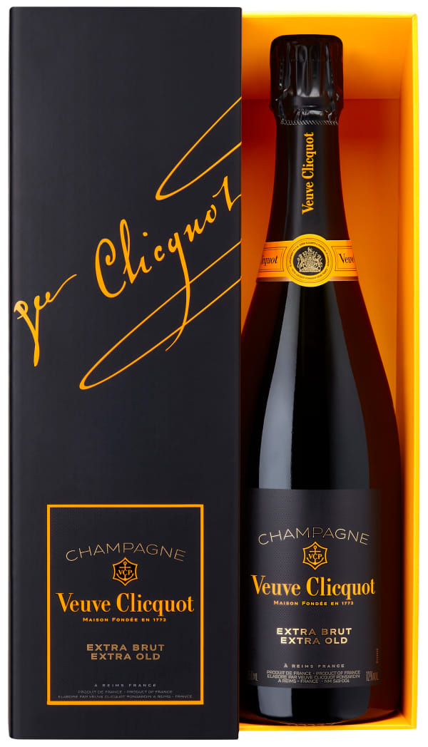 Veuve Clicquot Extra Old Champagne Extra Brut
