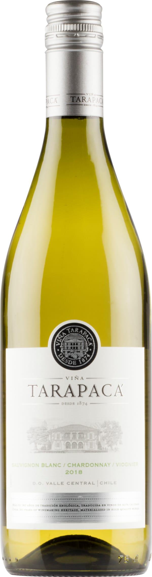 Tarapacá Sauvignon Blanc Chardonnay Viognier 2018