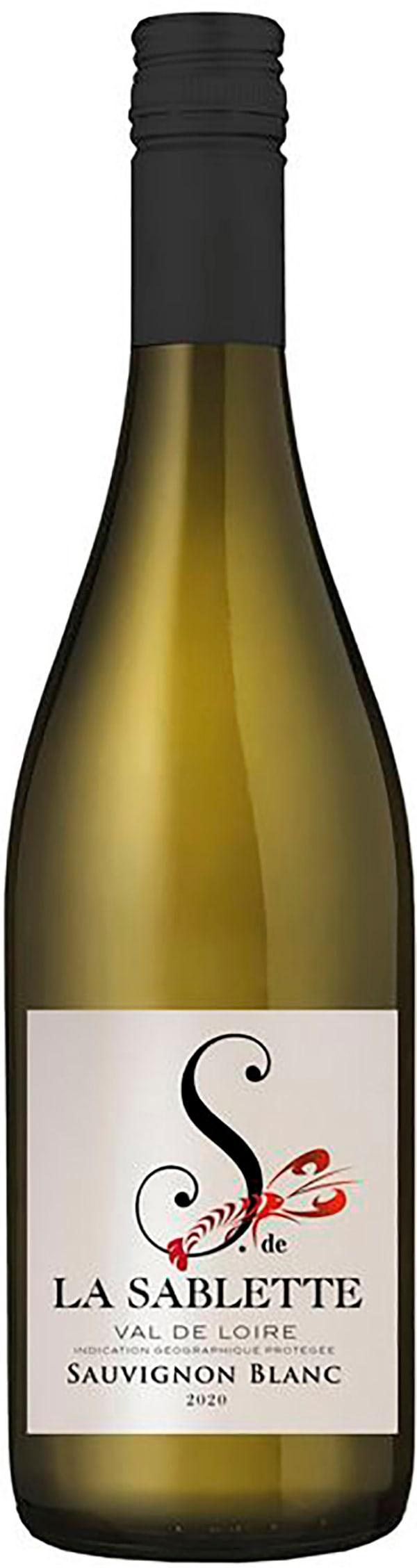 S de la Sablette Sauvignon Blanc 2018