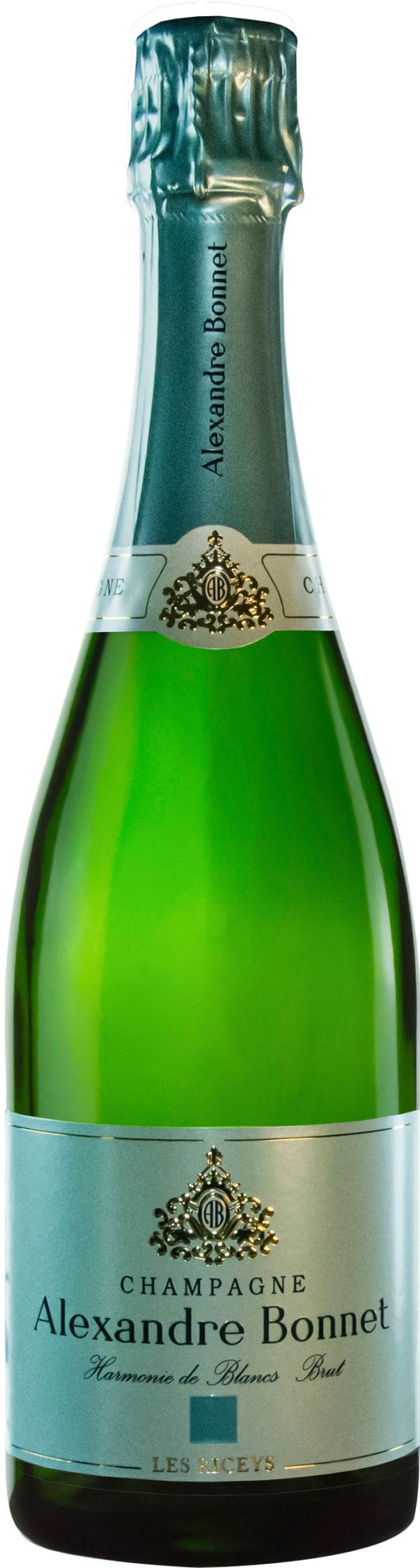 Alexandre Bonnet Harmonie de Blancs Millésime Champagne Extra-Brut 2015