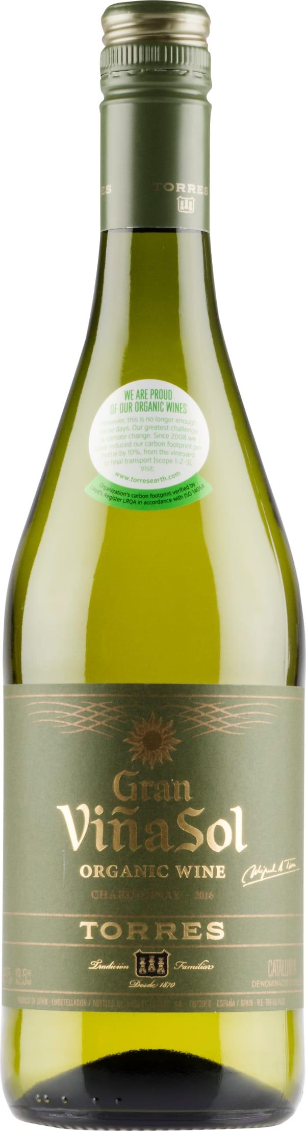Torres Gran Viña Sol Chardonnay 2018
