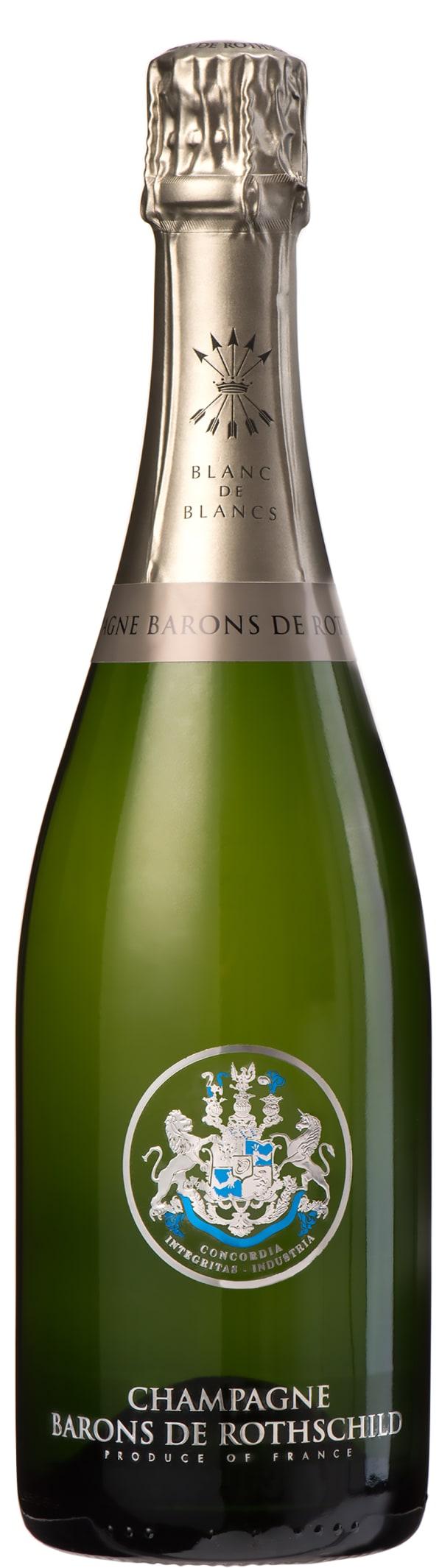 Barons de Rothschild Blanc de Blanc Champagne Brut