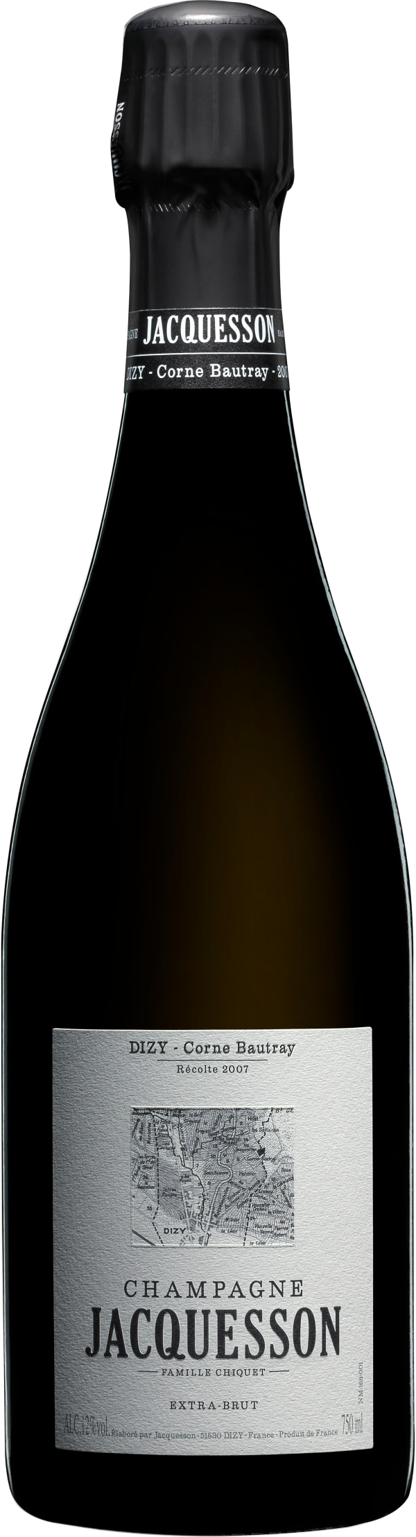 Jacquesson Dizy - Corne Bautray Champagne Extra-Brut 2007