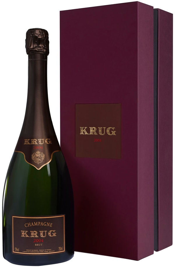 Krug Champagne Brut 2004