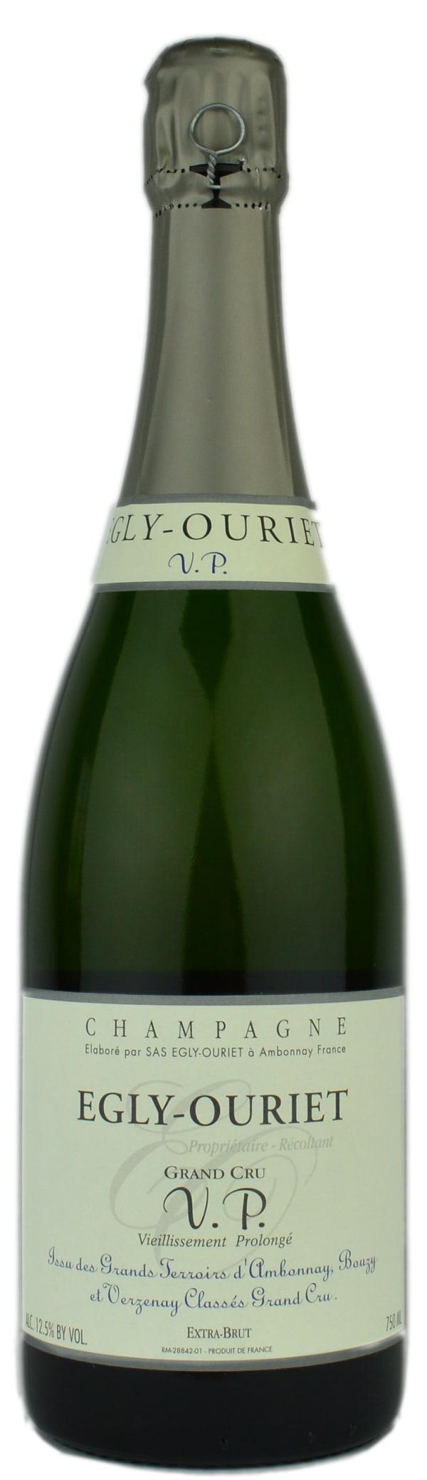 Egly-Ouriet V.P. Grand Cru Champagne Extra-Brut