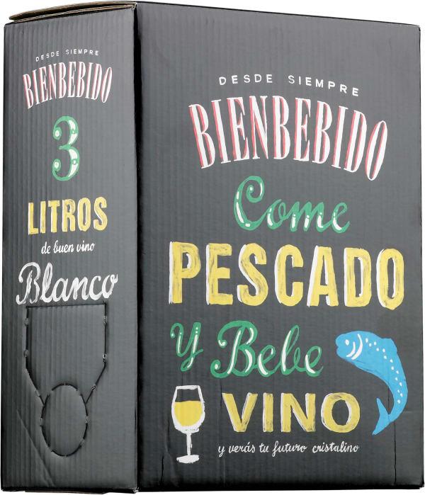 Bienbebido Verdejo 2017 bag-in-box