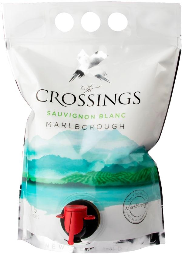 The Crossings Sauvignon Blanc 2020 wine pouch