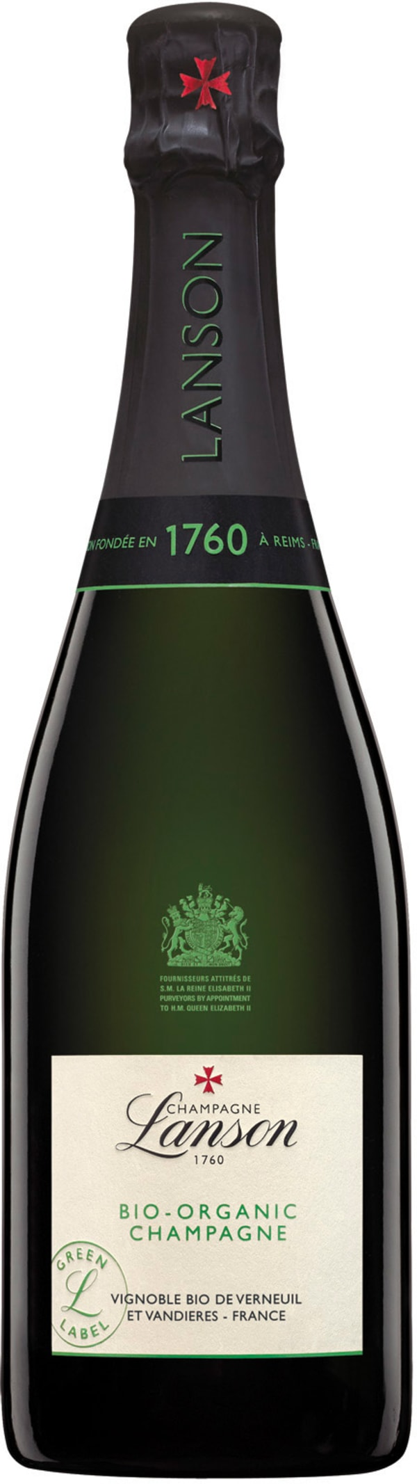 Lanson Green Label Bio-Organic Champagne Brut