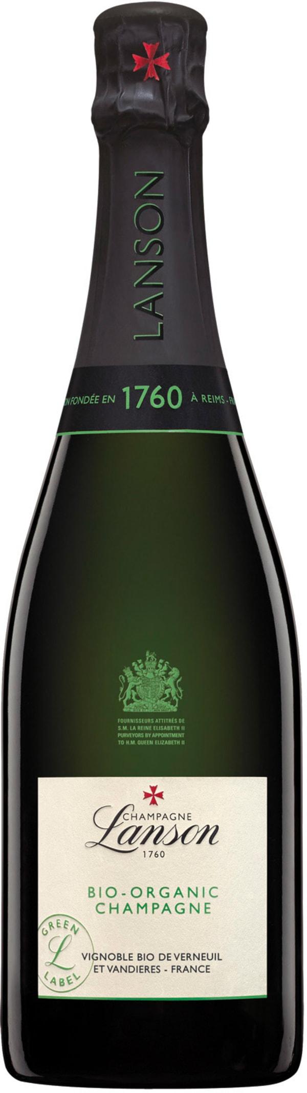 Lanson Green Label Organic Champagne Brut