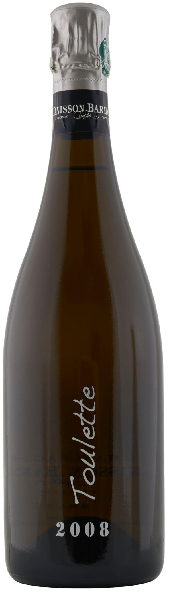 Janisson Baradon Toulette Champagne Brut 2008