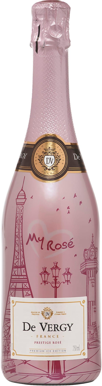 De Vergy My Rosé Ice Edition Demi-Sec
