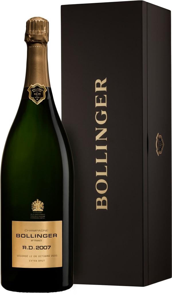 Bollinger R.D. Champagne Extra Brut Jeroboam 2007