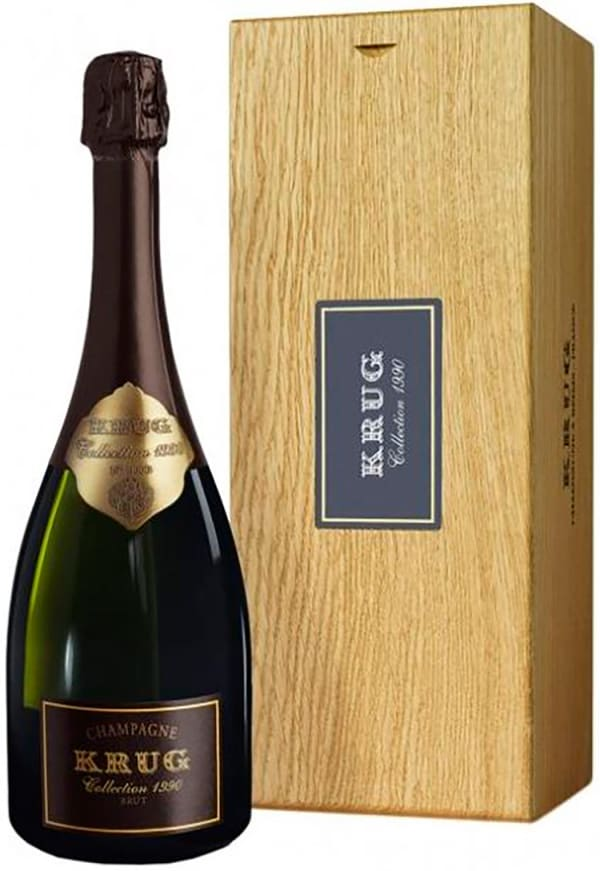 Krug Collection Champagne Brut 1990