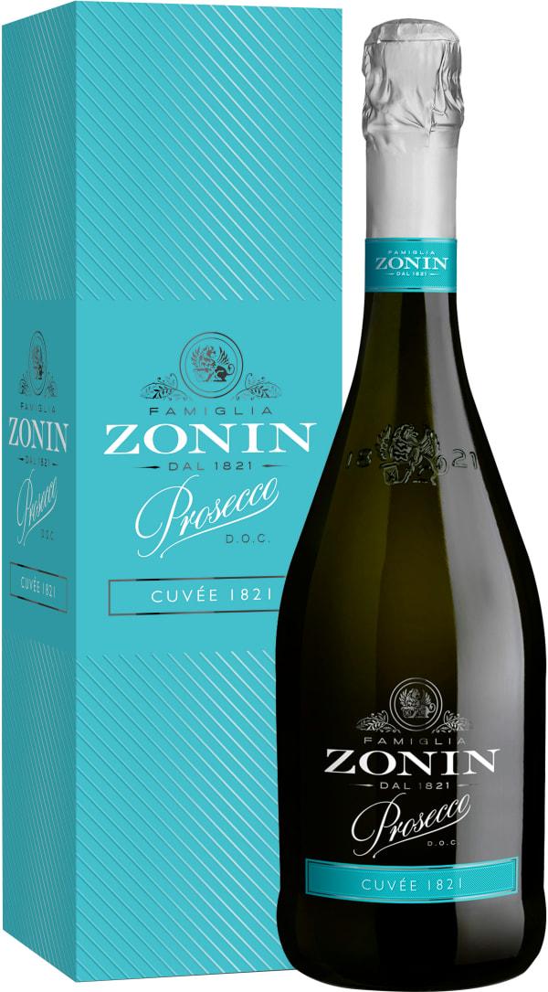 Zonin Prosecco Brut gift packaging
