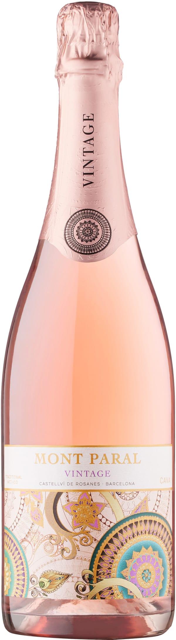 Mont Paral Vintage Rosé Cava Brut 2016