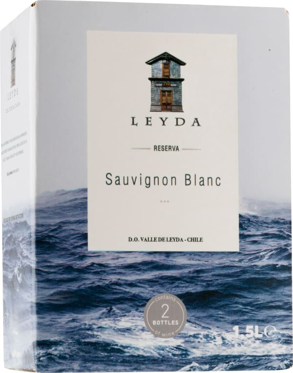 Leyda Reserva Sauvignon Blanc 2018 hanapakkaus