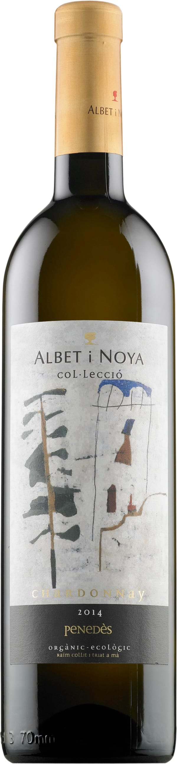 Albet i Noya Collecció Chardonnay