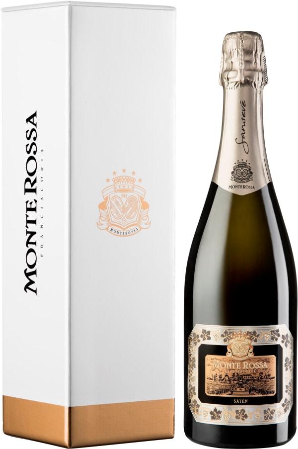 Monte Rossa Sansevè Franciacorta Satèn Brut gift packaging