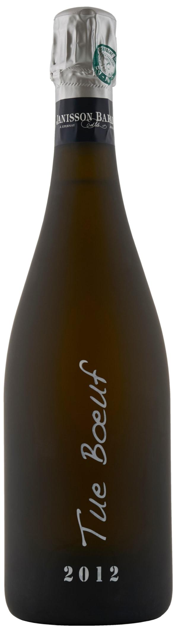 Janisson Baradon Tue Boeuf Champagne Extra Brut 2012