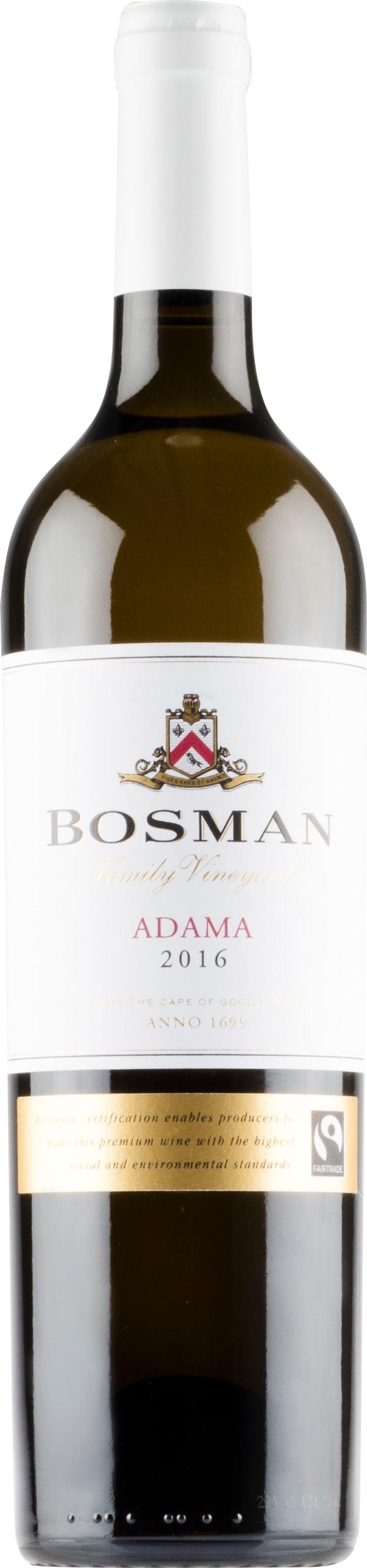 Bosman Adama 2016